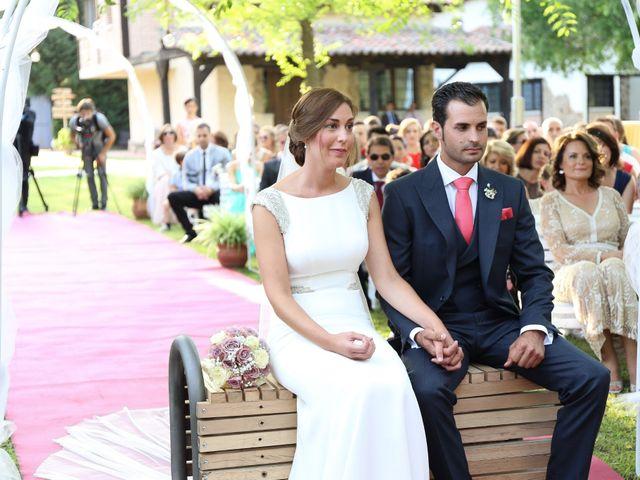La boda de Óscar y María en Gavilanes, Ávila 21