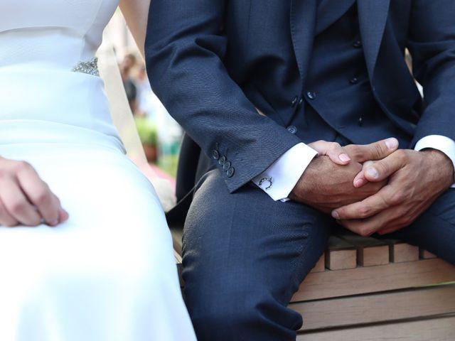 La boda de Óscar y María en Gavilanes, Ávila 22