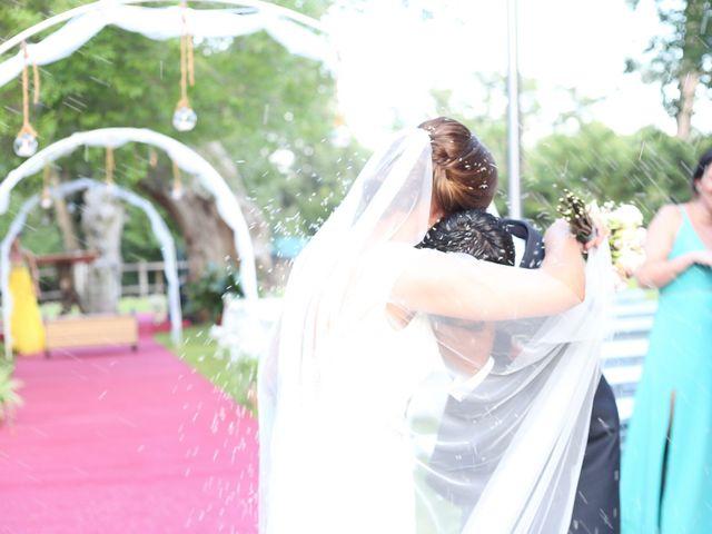 La boda de Óscar y María en Gavilanes, Ávila 26