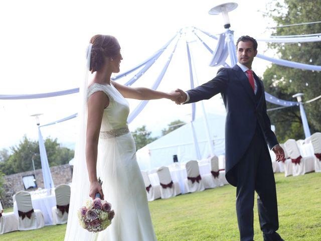 La boda de Óscar y María en Gavilanes, Ávila 29