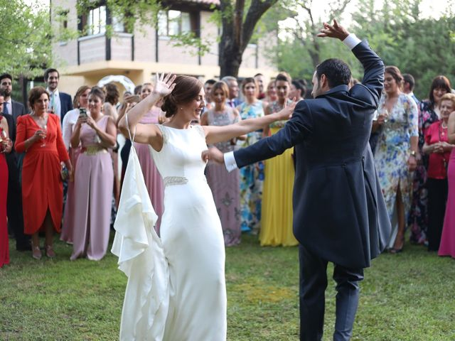 La boda de Óscar y María en Gavilanes, Ávila 34