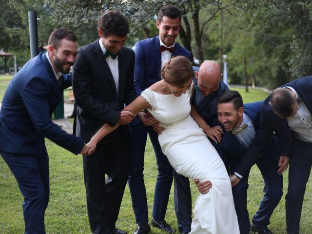 La boda de Óscar y María en Gavilanes, Ávila 36