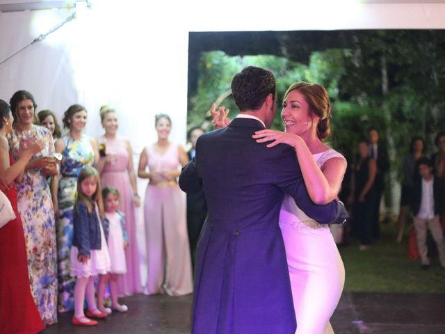 La boda de Óscar y María en Gavilanes, Ávila 39