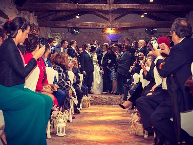 La boda de César y Alejandra en Villanubla, Valladolid 18