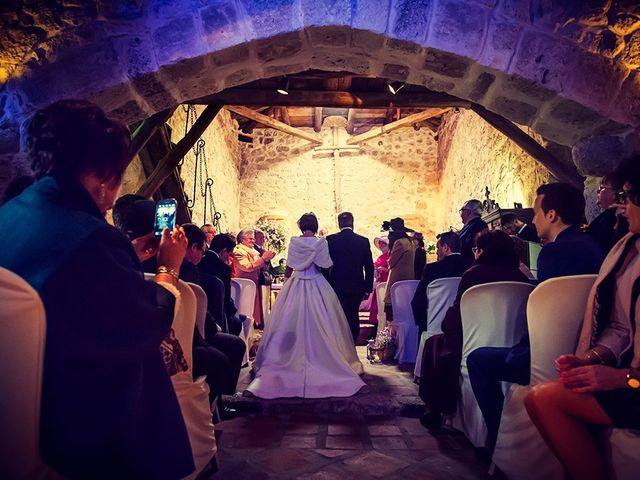 La boda de César y Alejandra en Villanubla, Valladolid 19