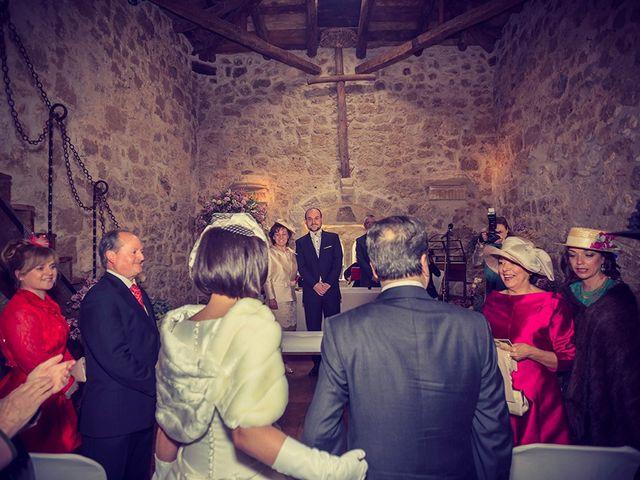 La boda de César y Alejandra en Villanubla, Valladolid 20