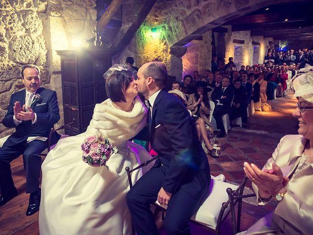 La boda de César y Alejandra en Villanubla, Valladolid 29