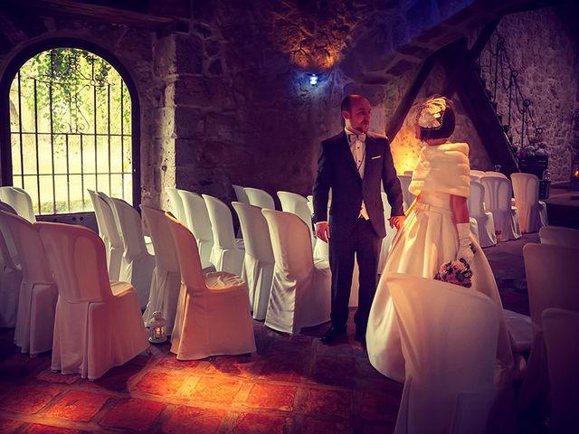 La boda de César y Alejandra en Villanubla, Valladolid 30