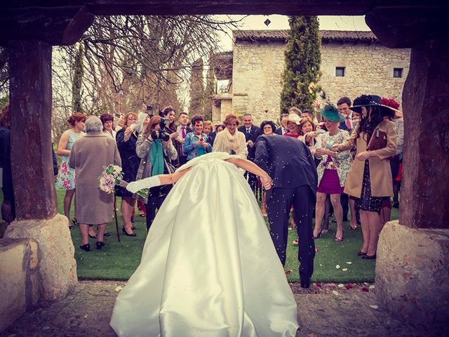 La boda de César y Alejandra en Villanubla, Valladolid 31