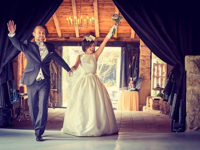 La boda de Alejandra y César