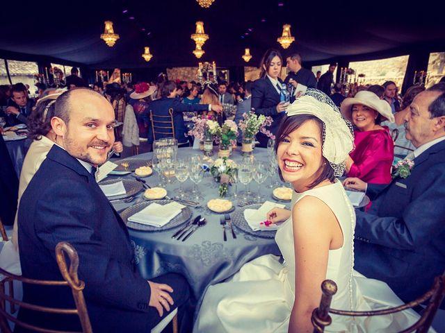 La boda de César y Alejandra en Villanubla, Valladolid 45