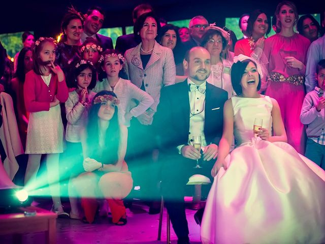 La boda de César y Alejandra en Villanubla, Valladolid 47