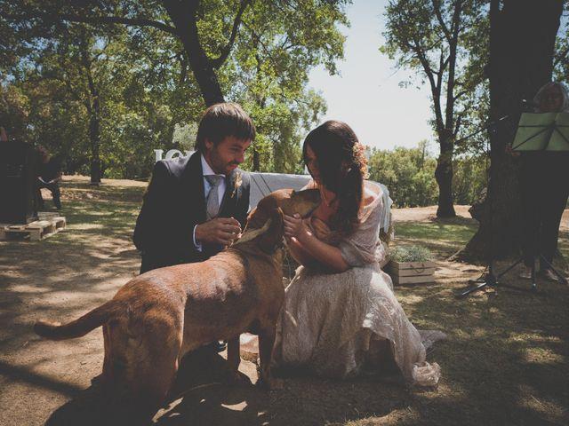 La boda de Sadurní y Gemma en Grauges, Barcelona 15