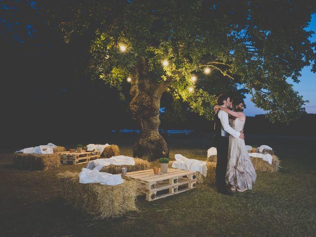 La boda de Gemma y Sadurní