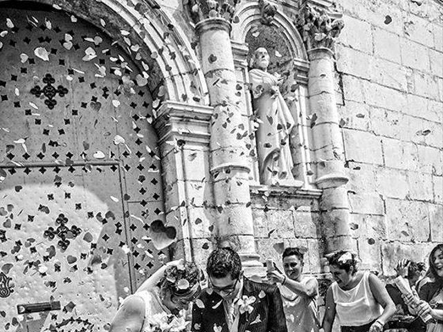La boda de Francisco y MªAmparo en L' Olleria, Valencia 3