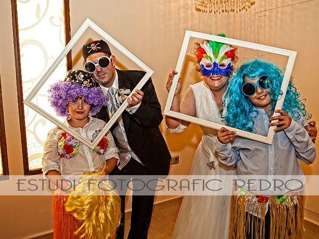 La boda de Francisco y MªAmparo en L' Olleria, Valencia 2