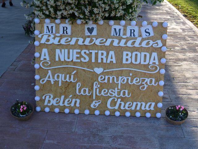 La boda de Chema y Belen en Catarroja, Valencia 1