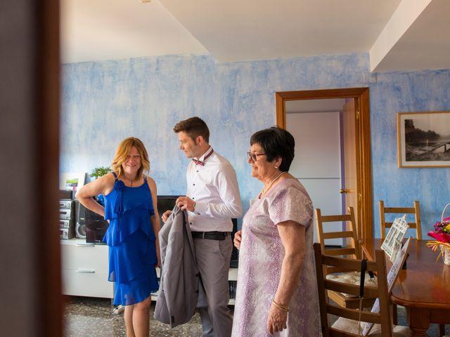 La boda de Sergi y Silvia en Vilanova I La Geltru, Barcelona 4