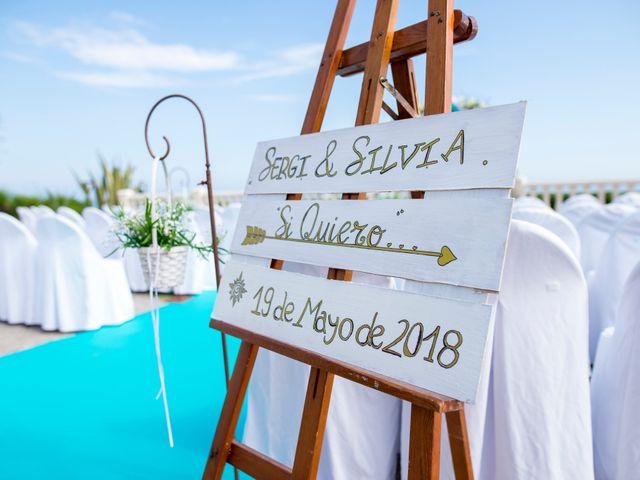 La boda de Sergi y Silvia en Vilanova I La Geltru, Barcelona 15