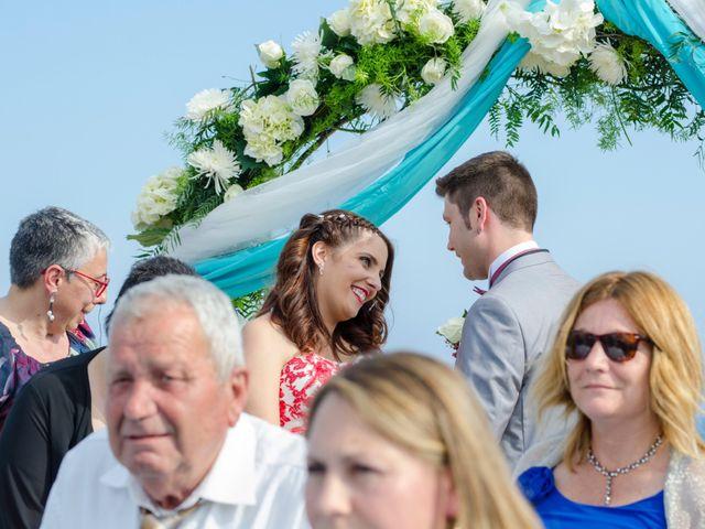 La boda de Sergi y Silvia en Vilanova I La Geltru, Barcelona 29