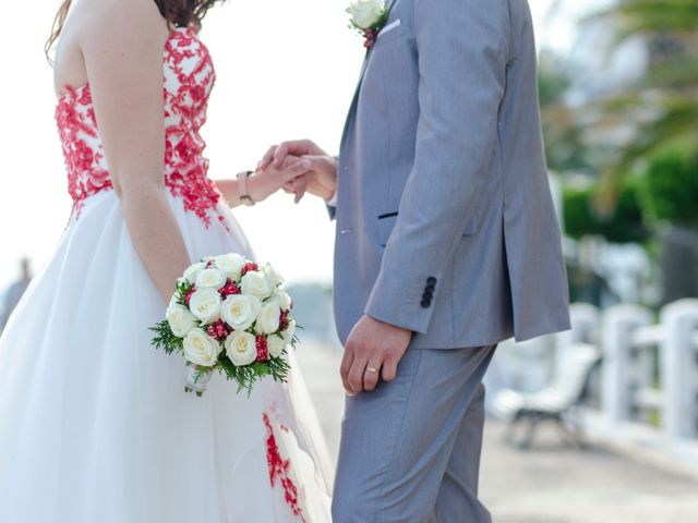 La boda de Sergi y Silvia en Vilanova I La Geltru, Barcelona 33