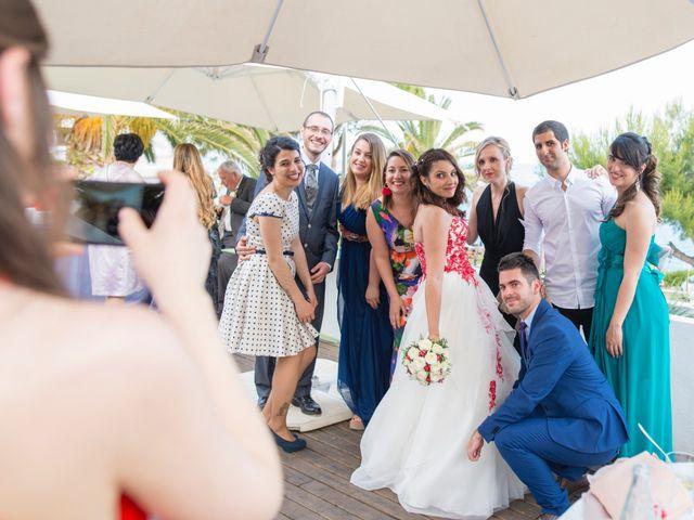 La boda de Sergi y Silvia en Vilanova I La Geltru, Barcelona 39