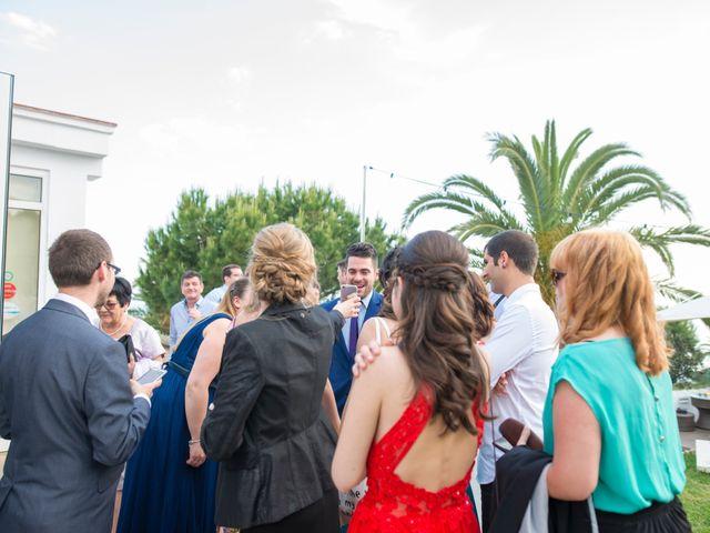 La boda de Sergi y Silvia en Vilanova I La Geltru, Barcelona 43