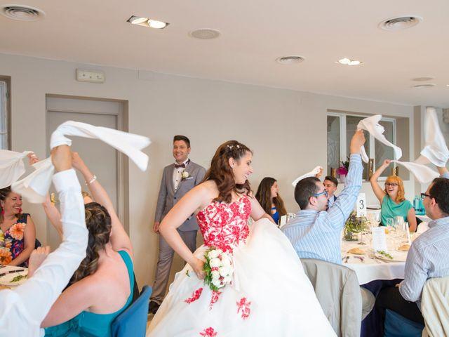 La boda de Sergi y Silvia en Vilanova I La Geltru, Barcelona 45