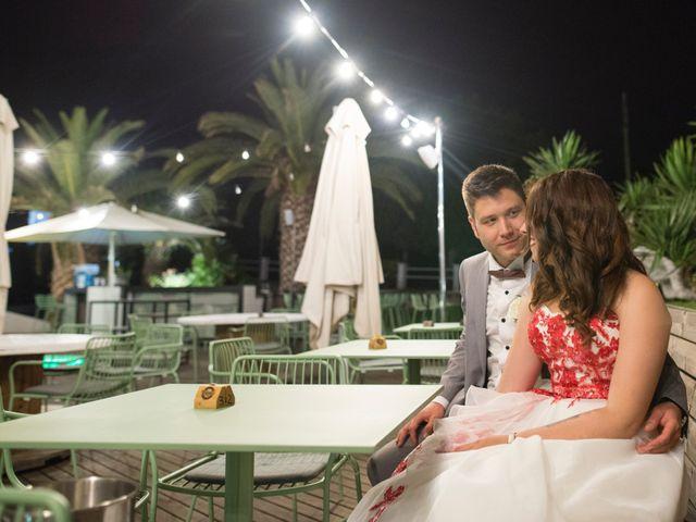 La boda de Sergi y Silvia en Vilanova I La Geltru, Barcelona 51
