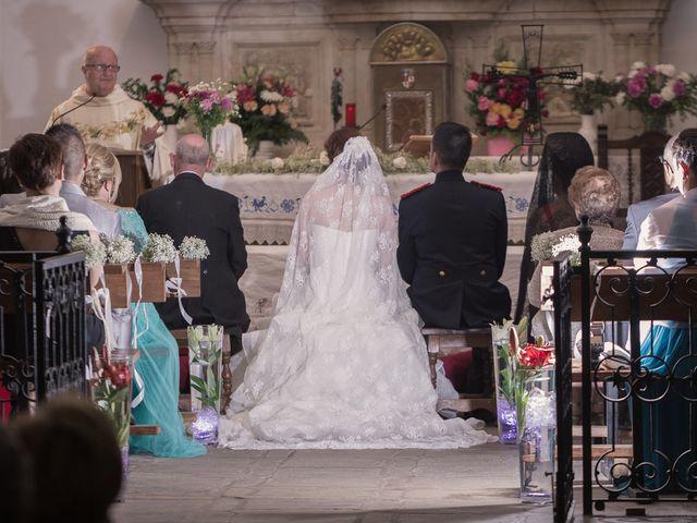La boda de Fernando y Auxi en La Alberca, Salamanca 16