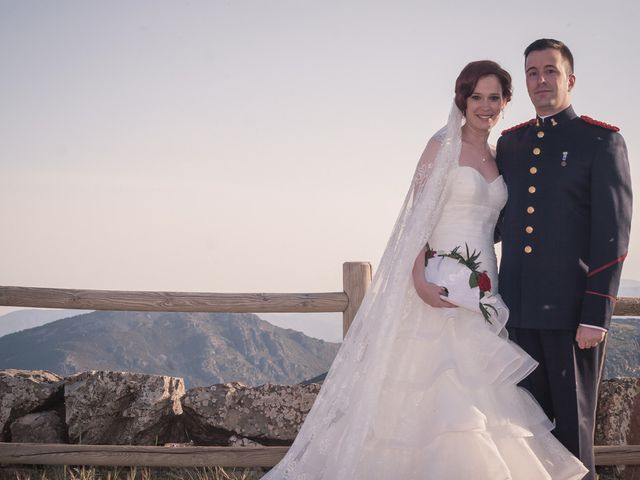 La boda de Auxi y Fernando