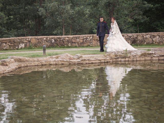 La boda de Fernando y Auxi en La Alberca, Salamanca 21