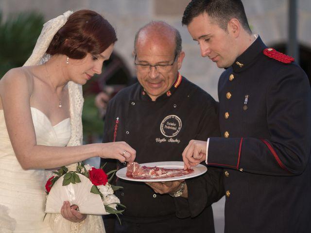La boda de Fernando y Auxi en La Alberca, Salamanca 24