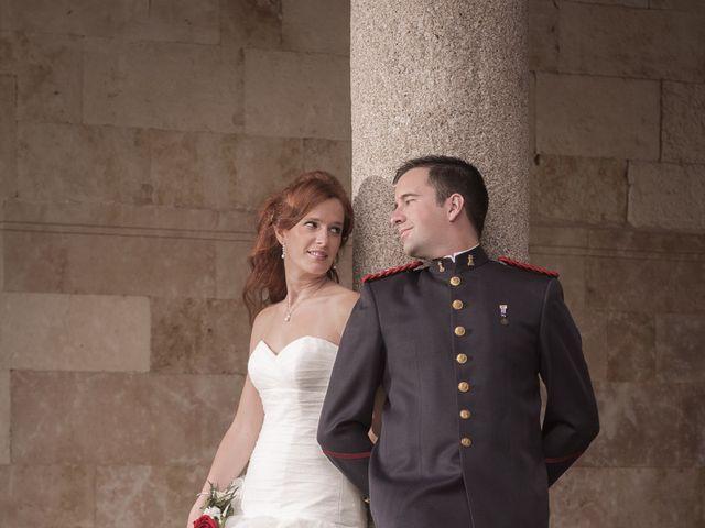 La boda de Fernando y Auxi en La Alberca, Salamanca 28