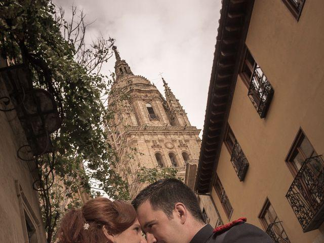 La boda de Fernando y Auxi en La Alberca, Salamanca 30