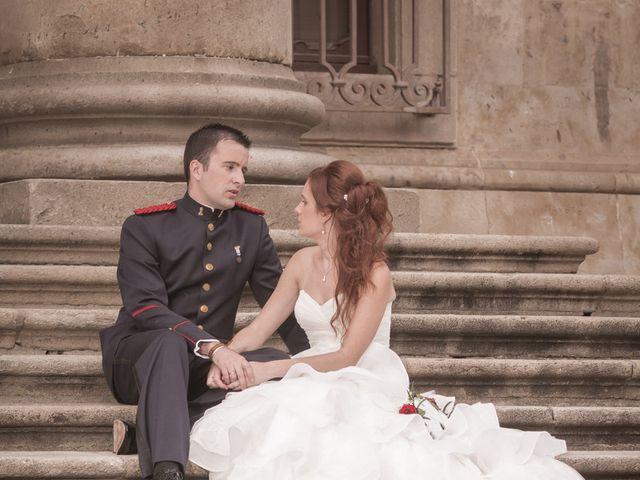 La boda de Fernando y Auxi en La Alberca, Salamanca 31