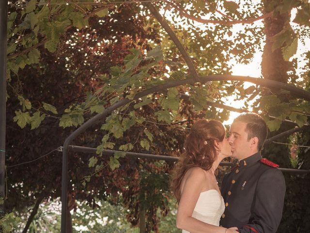 La boda de Fernando y Auxi en La Alberca, Salamanca 33