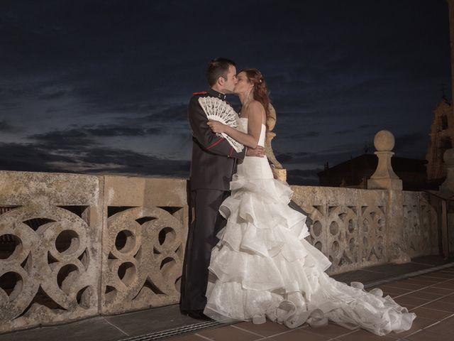La boda de Fernando y Auxi en La Alberca, Salamanca 34