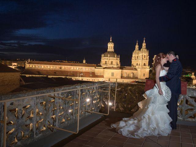 La boda de Fernando y Auxi en La Alberca, Salamanca 35