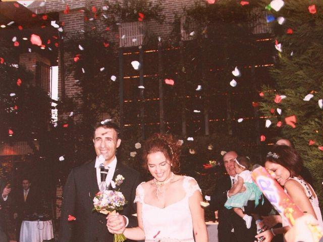 La boda de Santiago y Virginia en Loeches, Madrid 1