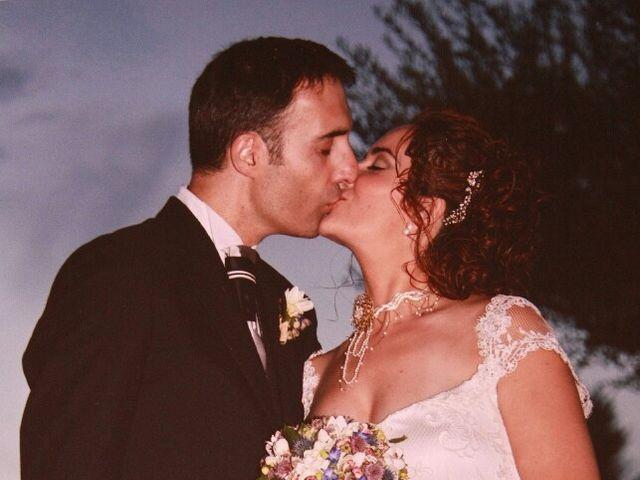 La boda de Santiago y Virginia en Loeches, Madrid 6