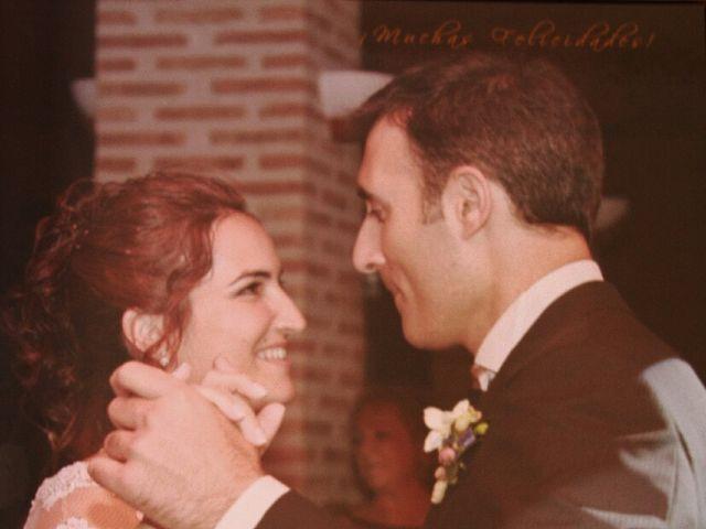 La boda de Santiago y Virginia en Loeches, Madrid 2