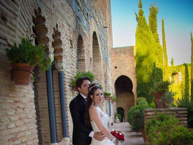 La boda de Jonatan y Soraya en Toledo, Toledo 7