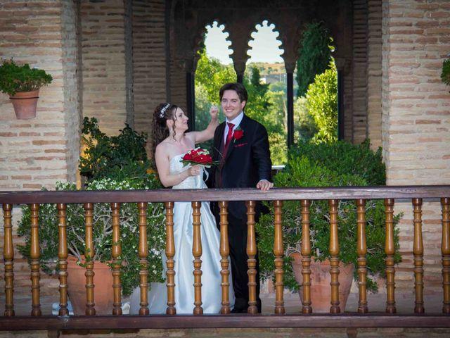 La boda de Jonatan y Soraya en Toledo, Toledo 8