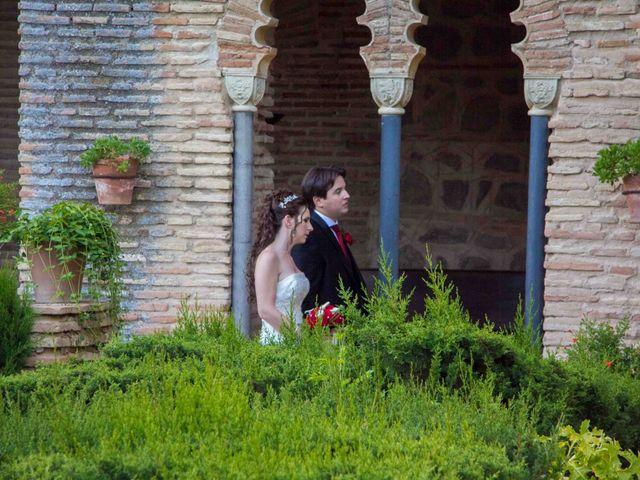 La boda de Jonatan y Soraya en Toledo, Toledo 9