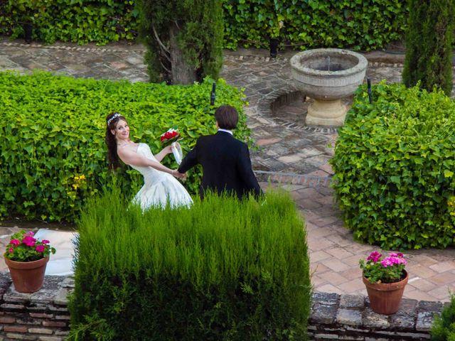 La boda de Jonatan y Soraya en Toledo, Toledo 10
