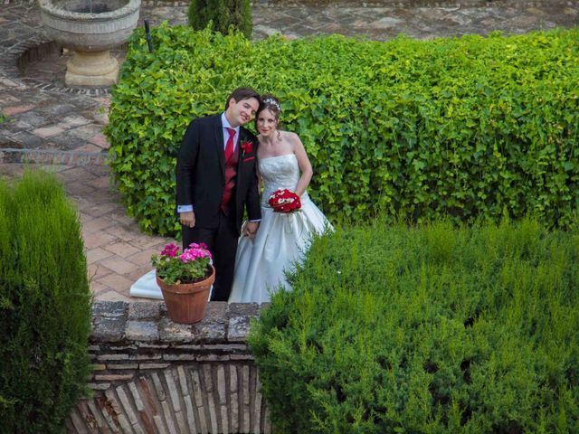 La boda de Jonatan y Soraya en Toledo, Toledo 13