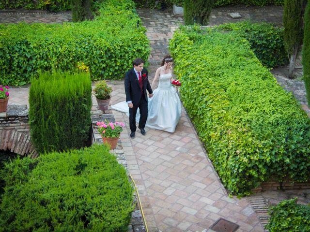 La boda de Jonatan y Soraya en Toledo, Toledo 14