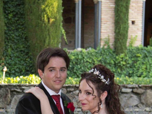 La boda de Jonatan y Soraya en Toledo, Toledo 19