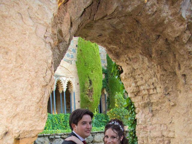 La boda de Jonatan y Soraya en Toledo, Toledo 20